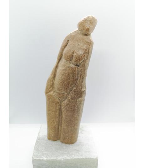 Soap stone figure 2