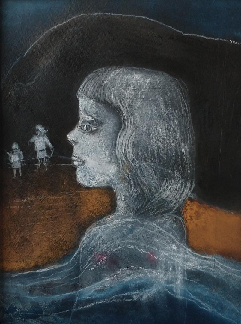Sea (E)scape  Jacqueline Alkema