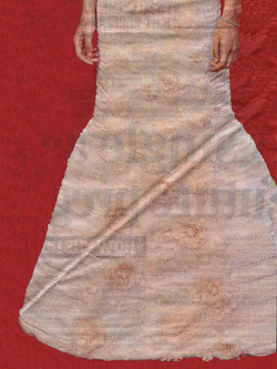 Tile enlarged digital print.