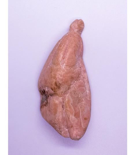 Alabaster Figure