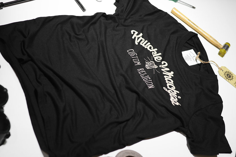 KNUCKLE WHACKJOB OFFICIAL Short Sleeve T-shirt