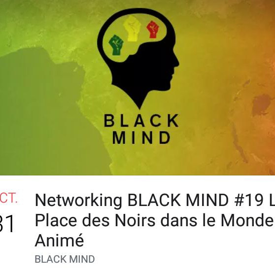 Networking Black Maind #19