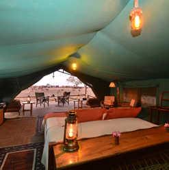 Satao Camp - The Suite Tente