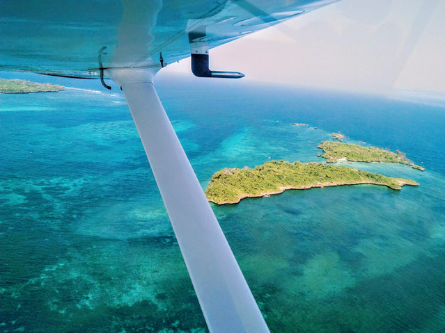 Mpunguti Islands to the south of Diani Beach