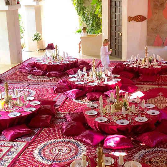The Fort Of Shela - The restaurant