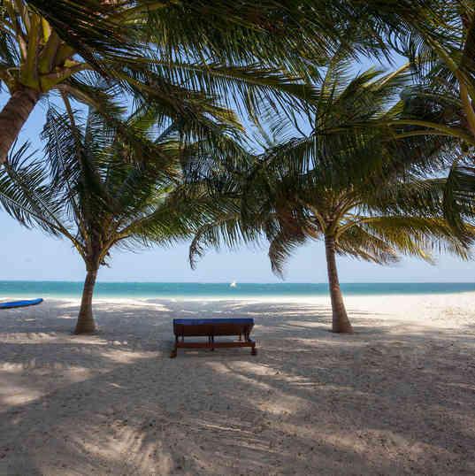 Marula House on the Beach - Beach access