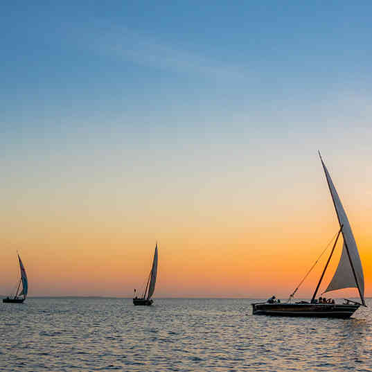 The Fort Of Shela - Sunset boat tour