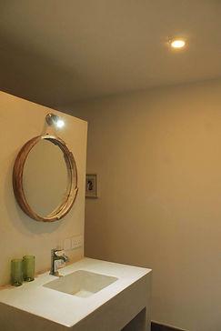 Bathroom at Elos Beach House