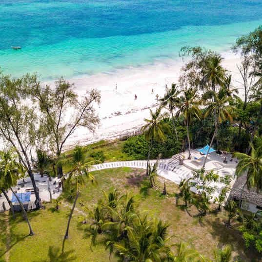 Azhari Beach Suite - The emplacement