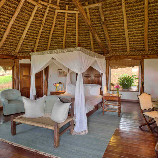 Elewana Kifaru House Lewa - accommodatio