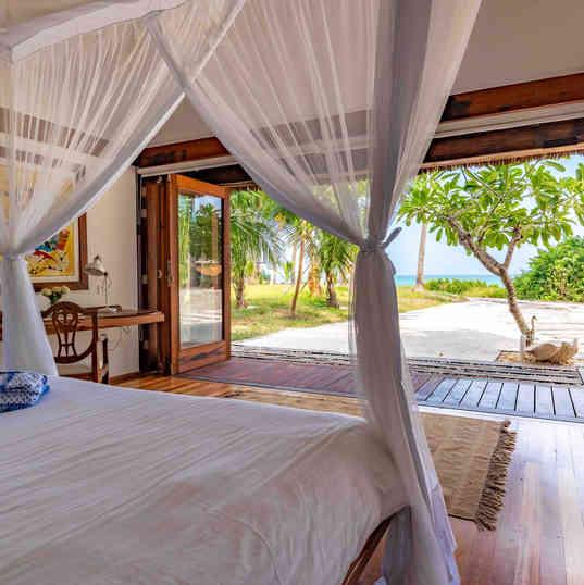 Azhari Beach Suite - From the bedroom