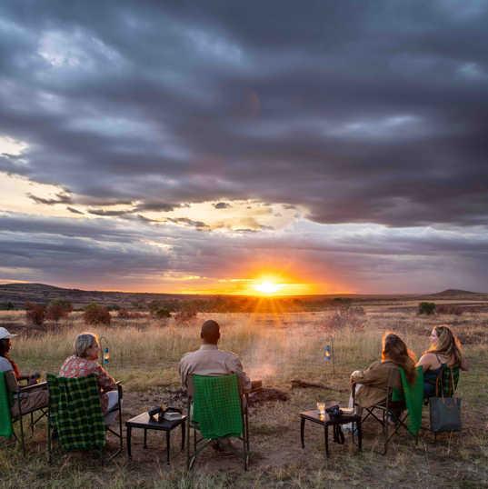 Elewana Sand River Masai Mara - activiti
