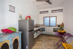 Beach Cottage - Kitchen