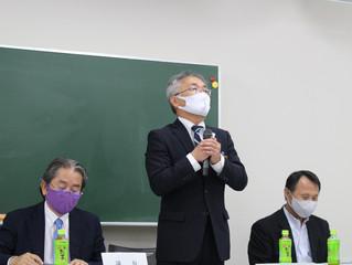 2020年度 鯉城同窓会総会開催