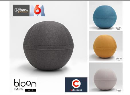 """Bloon Paris, grand gagnant de l'émission """"Mon invention vaut de l'or"""" en partenariat avec CDiscount!"""