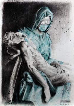 Pietà 2020 - covid19