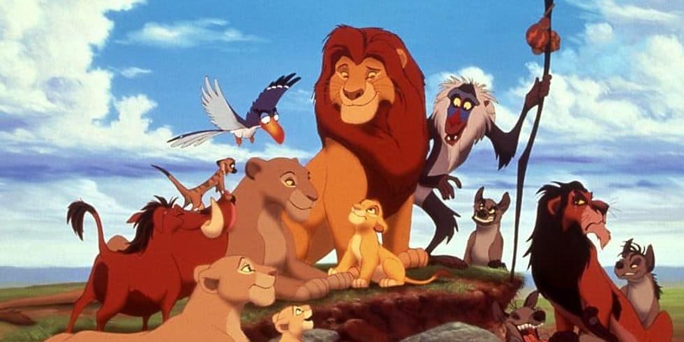 BDA Lion King Workshop with Mindful Movers