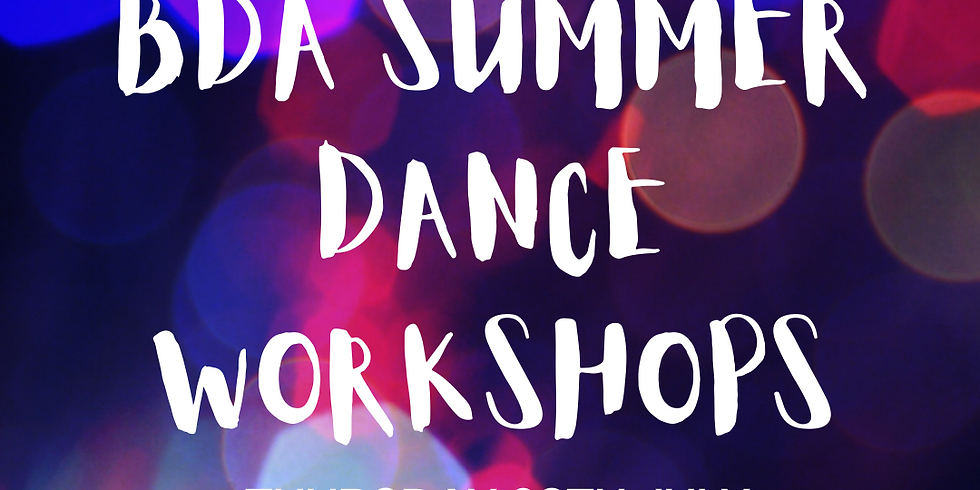 Summer Workshop 29.07.21