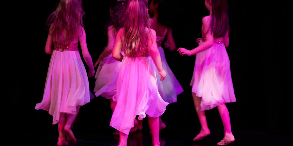 Ballet Class for 5-6 years