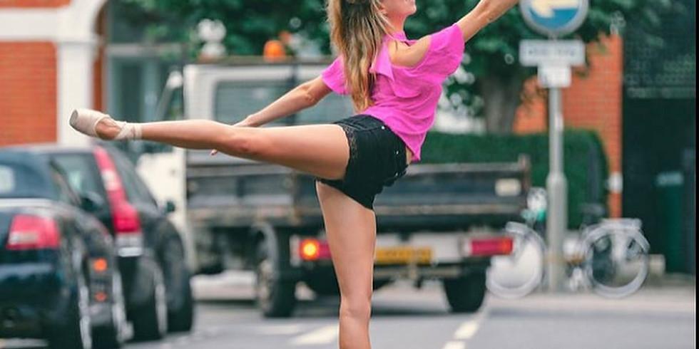 Syanne Day - 5 Week Adult Ballet Course - June & July