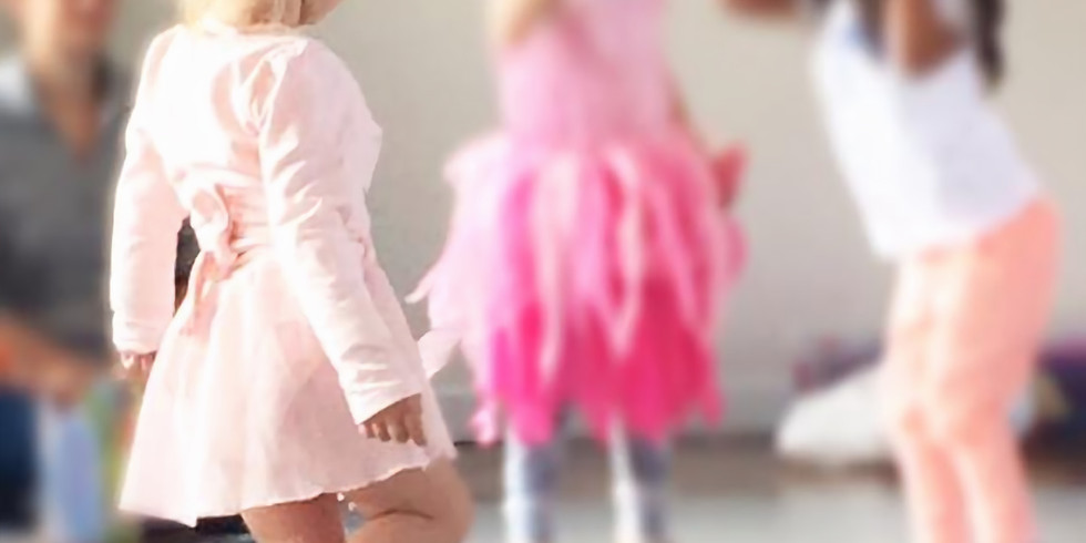 Ballet Class for 2-4 years