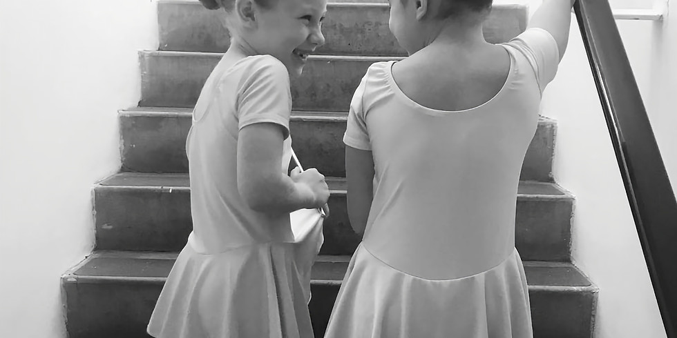 Ballet Class for 7-8 years (