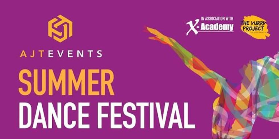 Summer Dance Festival - Crewe - 3rd Aug 2019