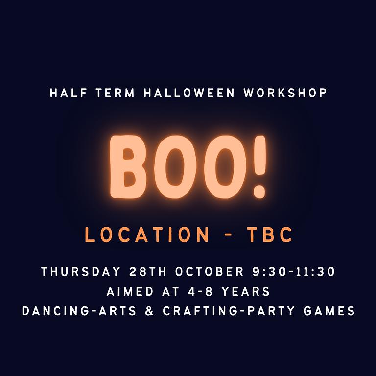 BDA Halloween Workshop
