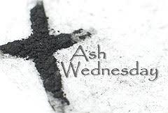 Midweek Musing Ash Wednesday 2021