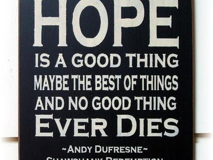 A Hopeful Musing Aug 26, 2020