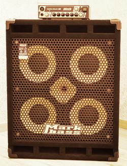 C room Bass amp