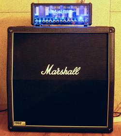 E room Guitar amp