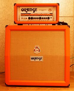 B room guitar amp