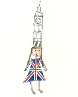 Chelsea hat eine riesige Sammlung von Briefmarken aus der ganzen Welt: Ihre Grosseltern sind viel unterwegs und schicken ihr immer viele Postkarten. Ihre Lieblings-Briefmarken sind aber die englischen mit der Queen drauf. Um 17.00 Uhr nachmittags, wie eine richtige Lady, trifft sie sich oft mit ihren besten Freundinnen um Tee zu trinken und «biscuits» zu essen.