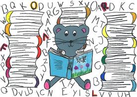 Die Maus und die Buchstaben