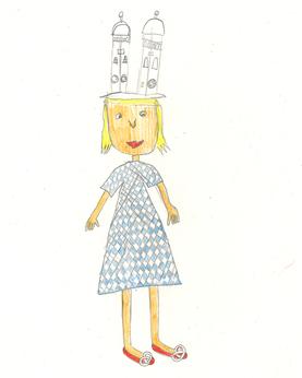 Rosamunde sitzt gerne am Samstag, vor 12.00 Uhr, im Biergarten und isst Weisswürste, eine Brezel und dazu Kartoffelsalat. Ihr Vater betreibt den schönsten Biergarten am chinesischen Turm in München. Sie freut sich immer auf Ende September, wenn das Oktoberfest beginnt: Sie sitzt auf der vollen Theresienwiese, trinkt ein alkoholfreies Bier, fährt mit dem Riesenrad und mit der Achterbahn oder bummelt durch die Buden.