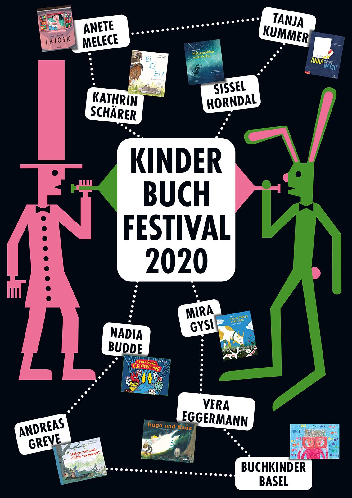 Kinderbuchfestival 2020