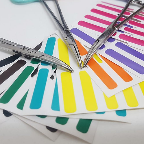 Fita Identificadora cores para Instrumentais