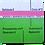 Thumbnail: Etiqueta para Etiquetadoras Dupla Camada Adesiva para Esterilização Autoclave