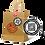 Thumbnail: Etiqueta QR CODE para Delivery