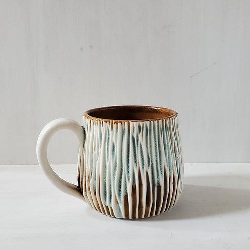 Gilled Mushroom Mug