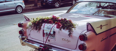 Wedding catering street food North East