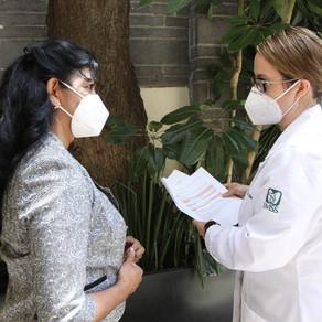 Realiza IMSS tres técnicas de reconstrucción mamariaque brindan mejoras psicológicas.