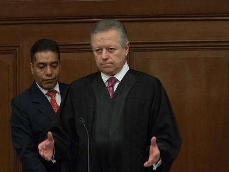 Debe modificarse la ley para combatir corrupción y abusos en el TEPJF: Arturo Zaldívar