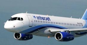 Por incumplimiento de pagos de impuestos SAT embarga a Interjet