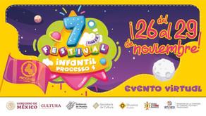 7o- FESTIVAL INFANTIL