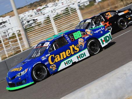 Claros Objetivos para García Jr. al enfrentar la final NASCAR en Puebla, en iRacing es Líder.