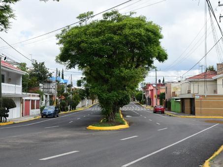 Ayuntamiento de Puebla rehabilita más de mil metros lineales al norte de la ciudad