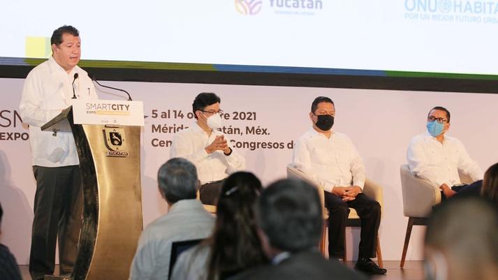 Smart City Expo Latam Congress: exponen avances tecnológicos en Mérida