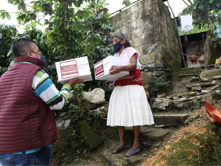 Cubre SEDIF necesidades alimentarias de comunidades indígenas